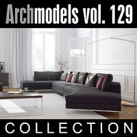 3d archmodels vol model