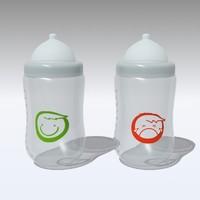 3d baby bottle