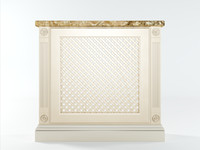 3d grilles radiator cover classic
