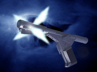 3ds max gun logan´s run