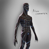 maya alien character