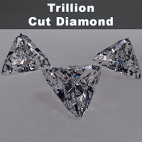 Trillion Cut Diamond