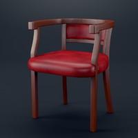 obj unknown chair