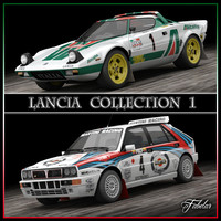 Lancia collection 1