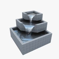 smax small fountain