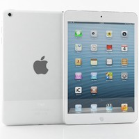 maya apple ipad mini white