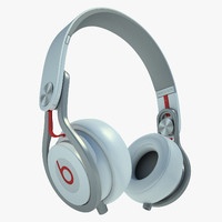 3d 3ds headphones monster beats