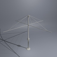 hills hoist clothes line 3ds