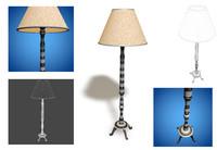 lamp 3d c4d