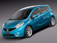 Nissan Versa Note 2014 usa