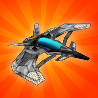 3d fi space fighter