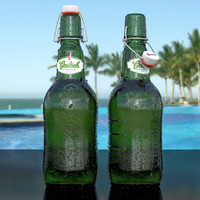 3ds max grolsch beer bottles