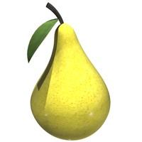 3d pear loader