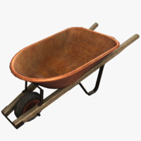 3d wheelbarrow s