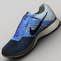 3d nike air pegasus 30 model