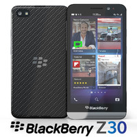 3ds max blackberry z30
