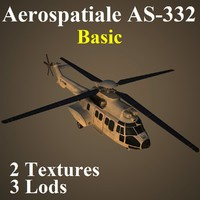 max aerospatiale basic