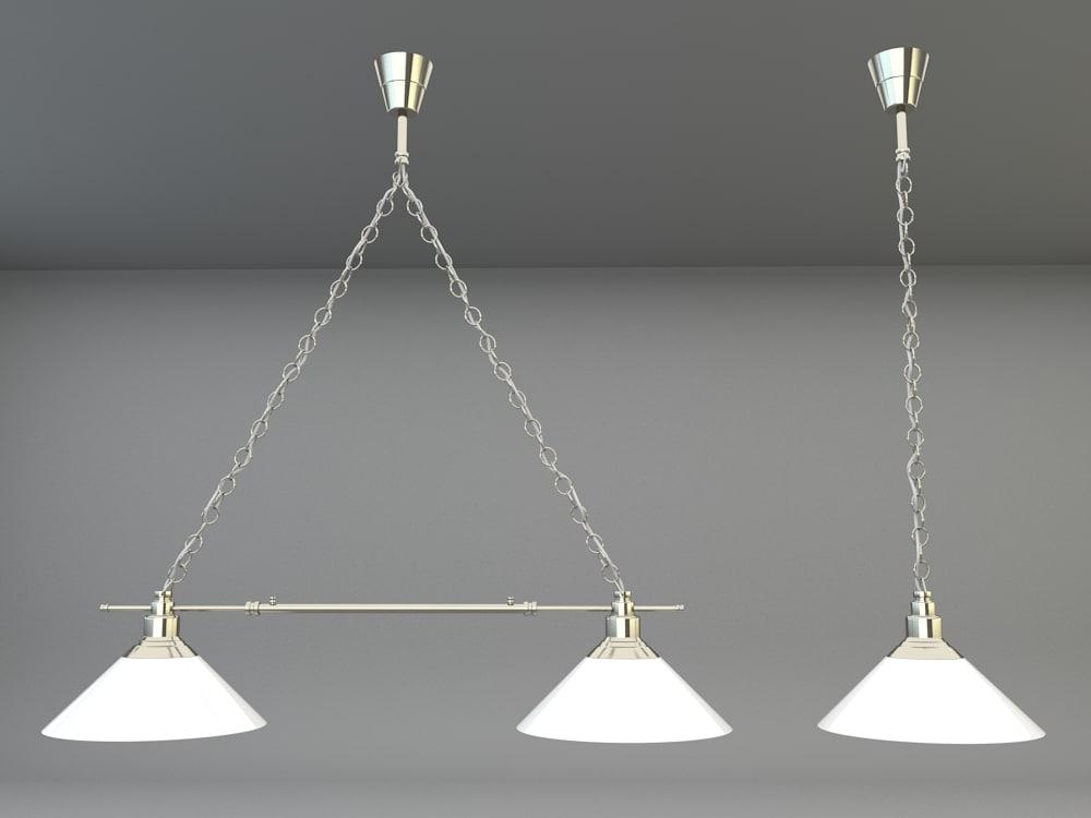 3d Ikea Kroby Pendant Lamps Model