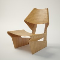 Laminated Chair