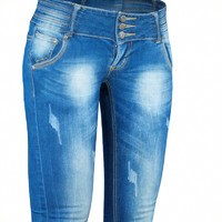 maya photorealistic jeans