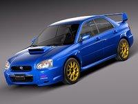 Subaru Impreza STi 2003-2005