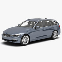 BMW 3 Series Touring 2013