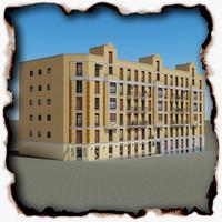 3d model of building 103