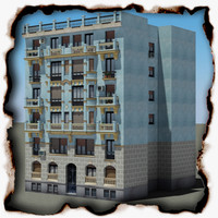 3ds max building 69