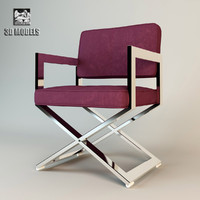3ds max visionnaire larenzia chair