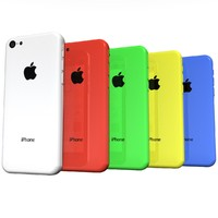 3d iphone5c iphone