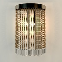 3d visionnaire sconce little