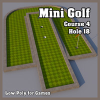 mini golf hole 3d 3ds