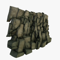 3d max cliff modularity