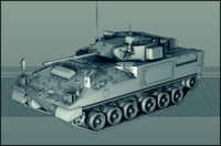 Tank - Warrior MCV-80