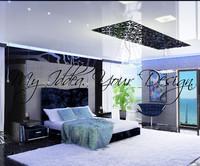modern bedroom 3d max