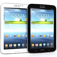 Samsung Galaxy Tab 3 7.0 P3200 Black And White