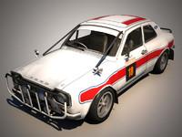race car x