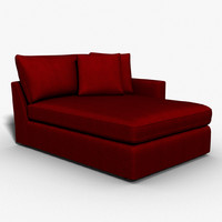 3d obj select sofas sectional