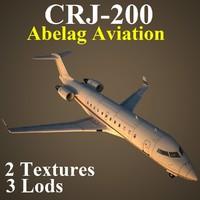 regional jet 2 aab max