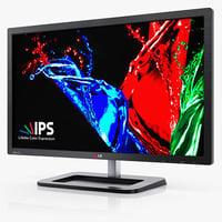 LG 27 CLASS COLORPRIME WQHD IPS LED MONITOR
