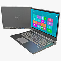 3d laptop acer aspire m5