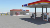 ma gas station