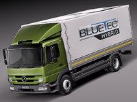 3d model 2013 mercedes mercedes-benz