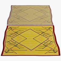 c4d oriental rug 6
