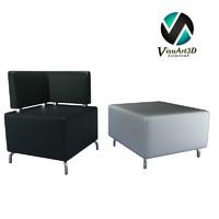 Armchair 3 Dado Art Seat