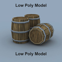 3ds max barrel toon
