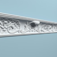 3d peterhof cornice k2 model