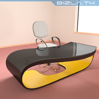 contemporary office furniture desk chair