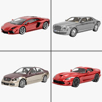 Luxury Car Collection