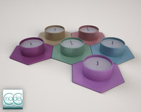 3ds max candle boconcept